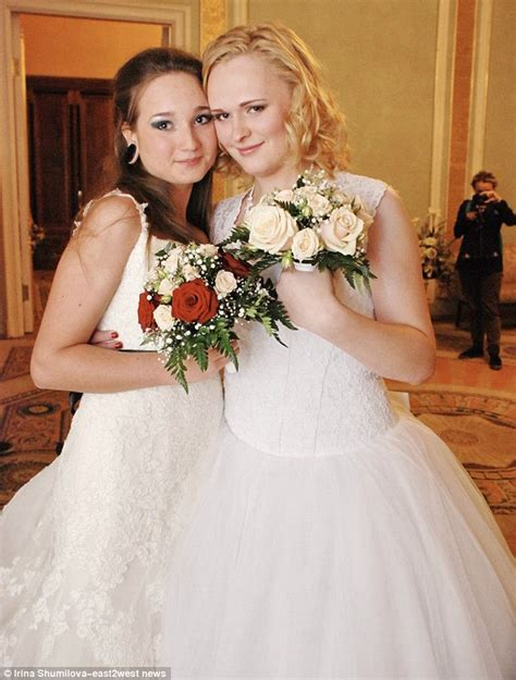 Marriage Russian Lesbian Couple Japanese Hairy Teens