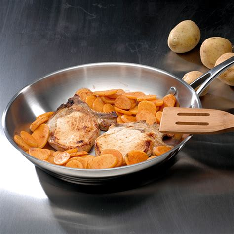 berghoff copper clad stainless steel fry pan boscovs