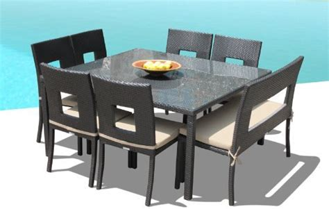 square outdoor dining table seats 8 square patio dining table seats 8 square 8 seater dining