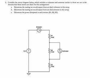 22ade Amp Meter Voltmeter Wiring Diagram Vs