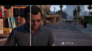Auto Spiele Ps3 : gta 5 rockstar zeigt die unterschiede zwischen der ps3 ~ Jslefanu.com Haus und Dekorationen