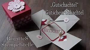 Shopping Gutschein Selber Machen : gutschein schachtel youtube ~ Eleganceandgraceweddings.com Haus und Dekorationen