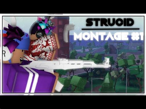 beginning strucid montage youtube