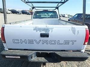 Used Parts 2000 Chevy K2500 4x4 5 7l Vortec 5700 V8