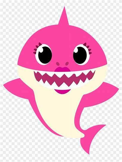 Shark Birthday Christmas Mama Mommy Clipart Festivalclaca