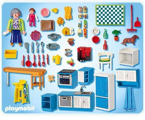 cuisine playmobil 5329 articles de boblebrestois playmobil taggés quot notice