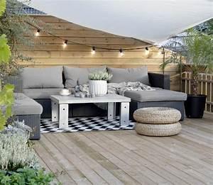 Comment Disposer Des Pots Sur Une Terrasse : poser une terrasse en bois soi m me ~ Melissatoandfro.com Idées de Décoration