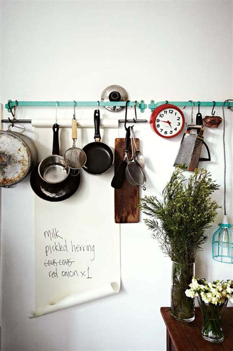 10 design tips for a small kitchen checks and spots