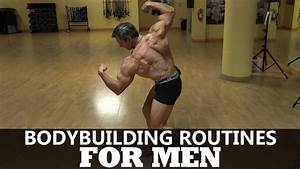 Bodybuilding Posing Routines For Men With Natural Champ