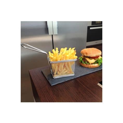 friteuse et cuisine mini panier friteuse deco poêle cuisine inox