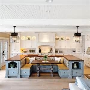 kitchen center island with seating kitchen island with built in seating home design garden architecture magazine