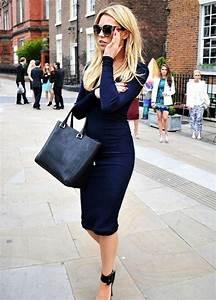 Look Chic Femme : 1001 id es pour une tenue vestimentaire au travail ~ Melissatoandfro.com Idées de Décoration