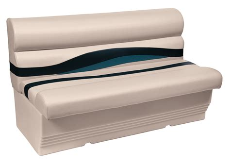 Pontoon Boat Seats And Accessories by Wise Premier 50 Quot Pontoon Bench Seats Iboats