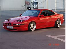 BMW 8 series 850i 1990 Auto images and Specification