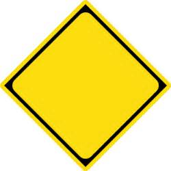 Free Printable Caution Sign Templates