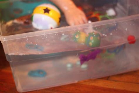 sink or float experiment sink or float experiment is perfect for water loving