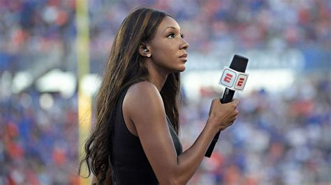 ESPN host Maria Taylor reveals why she publicly shared ...