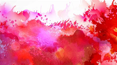 pink interior paint watercolours contemporary cae