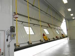 why customers buy schweiss doors schweiss bifold With bifold hangar doors