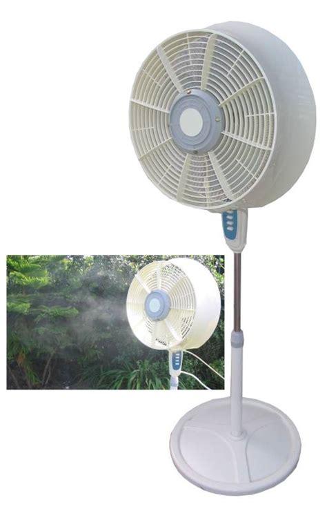 outdoor misting fan cool u 6710