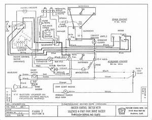 Melex 252 Wiring Diagrams