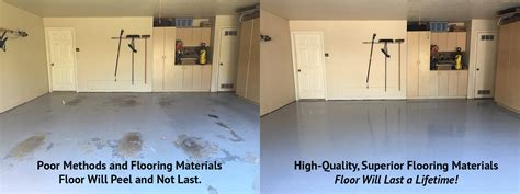 garage floor paint that won t peel dallas fort worth epoxy flooring and garage floors