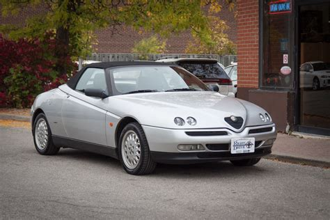 Alfa Romeo Spider  Picture Vehicles  For Tv & Film