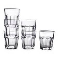 Gläser Mit Schraubverschluss Ikea : ikea gl ser glaswaren g nstig kaufen ebay ~ Markanthonyermac.com Haus und Dekorationen