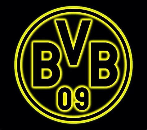 bvb logo ballspielverein borussia  ev dortmund