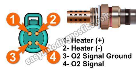 Daewoo O2 Sensor Wiring by Heated 02 Sensor Wiring Wiring Diagram Directory