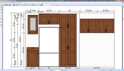 cabinet height kitchen remodel project