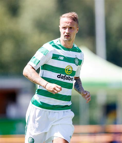 Leigh griffiths is a soccer player from scotland, born on 8/20/1990. Celtic star Leigh Griffiths shuts down rumours he's in talks with Turkish club BB Erzurumspor