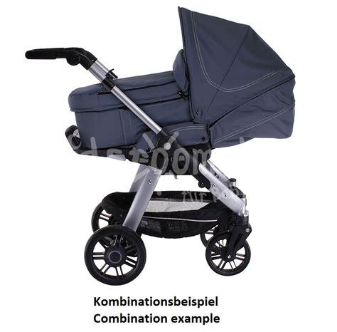 Teutonia Kombikinderwagen Cosmo Titanium Online Kaufen Bei