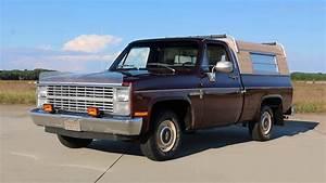 1983 Chevrolet C10 Custom Deluxe For Sale