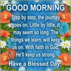 morning a blessed day quotes quotesgram