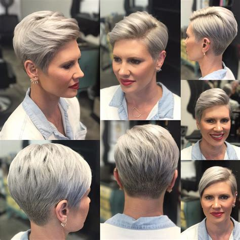 20 Ideas of Lavender Hairstyles For Women Over 50