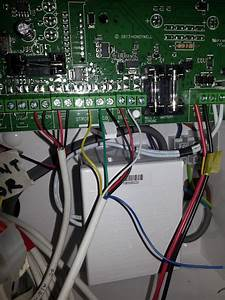 Honeywell Accenta G4 - Wiring To New Siren