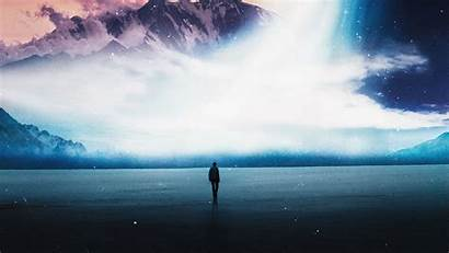 Sad Alone Nature 1080p Background Silhouette Fhd