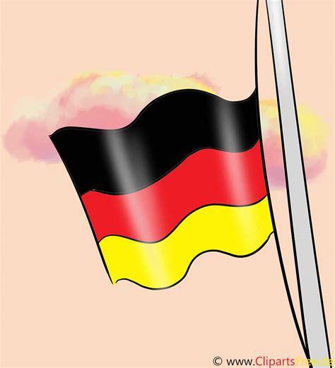gif fahne deutschland zum tag der deutschen einheit