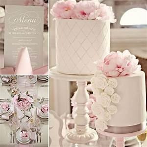 Deco Table Rose Et Gris : mariage rose et gris blog detendance boutik vente d ~ Melissatoandfro.com Idées de Décoration