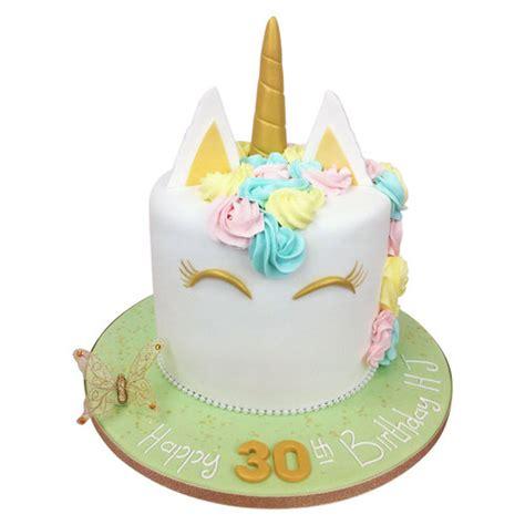 golden unicorncake birthday cakes  cake store