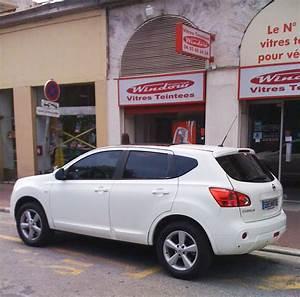 Voiture Nissan Qashqai : teintage de vitre voiture teintage de vitre voiture brest ~ Melissatoandfro.com Idées de Décoration