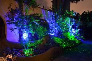 Blisslight color led garden accent landscape lights