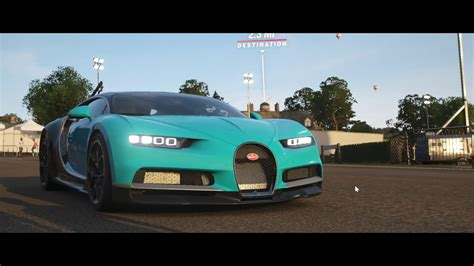 I hope it makes it to the future games. Forza Horizon 4 - Bugatti Chiron - YouTube