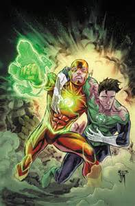 flash with green lantern ring 8 dc surprisingly not included in warner bros big announcement