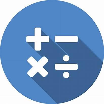 Math Mathematics Icons Clipart Icon Mathematical Mathematic