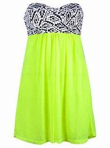 Neon dress♡ Juniors Fashion Pinterest