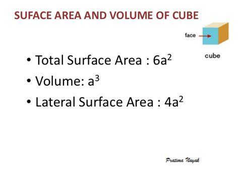 curved surface area  cube java program  simple ways