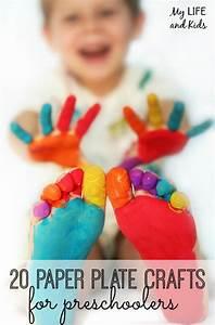 Indoor Aktivitäten Kinder : 20 paper plate crafts for preschoolers papierteller kartonr hren eierkartons preschool ~ Eleganceandgraceweddings.com Haus und Dekorationen