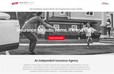 This coverage protects your dealership's inventory. DealerPolicy Teams & J.D. Power Partner To Create Personalized Auto Insurance Quotes to Car ...